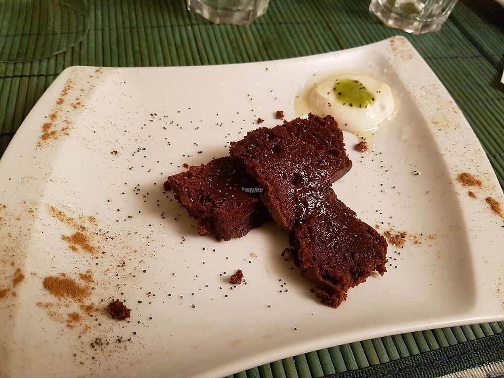 """Photo of Le Petit Ogre  by <a href=""""/members/profile/JonJon"""">JonJon</a> <br/>Chocolate fondant <br/> March 25, 2017  - <a href='/contact/abuse/image/83612/240689'>Report</a>"""