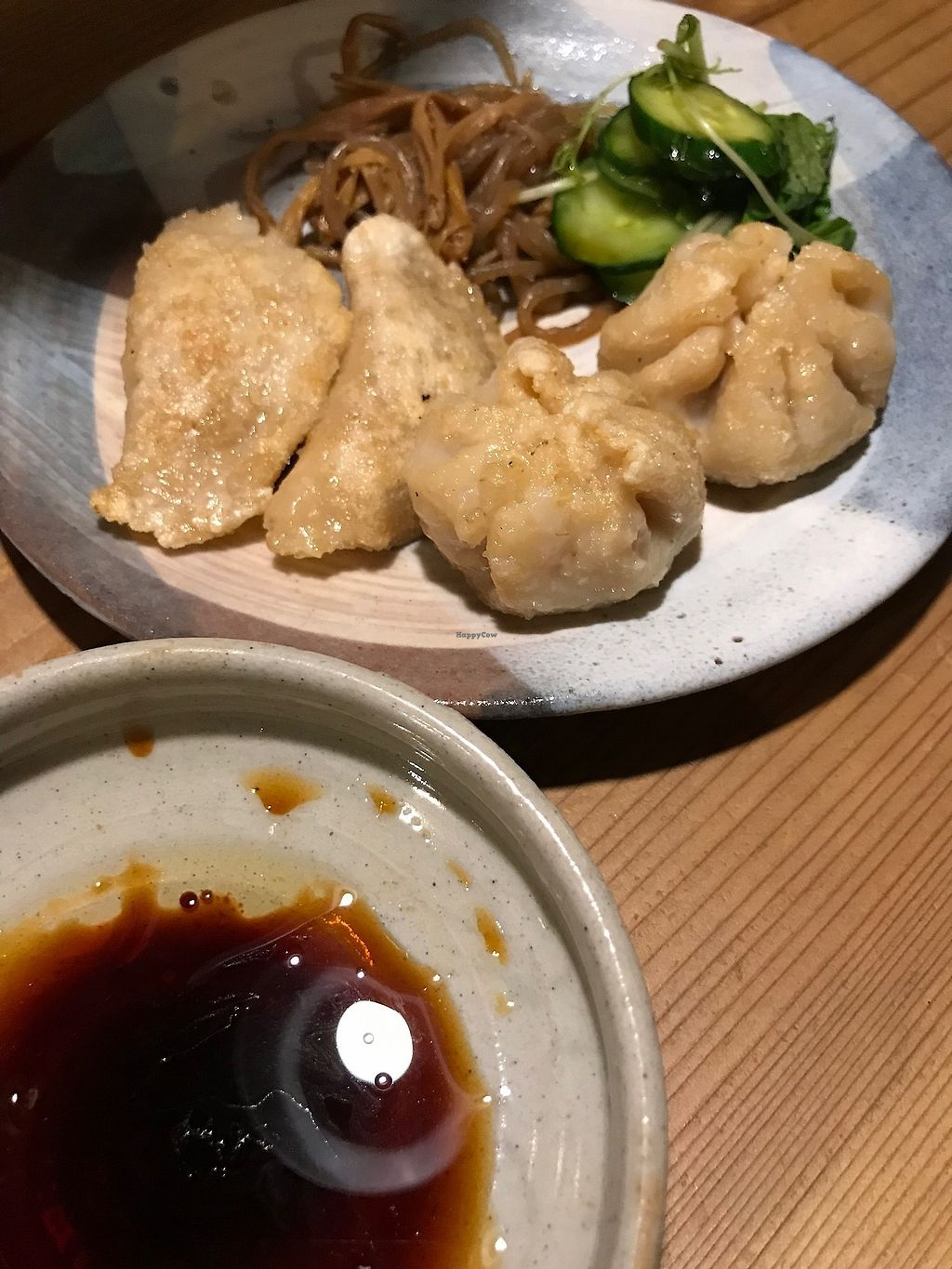 """Photo of Megumi  by <a href=""""/members/profile/zubora"""">zubora</a> <br/>Vegan gyoza <br/> October 4, 2017  - <a href='/contact/abuse/image/83651/311544'>Report</a>"""