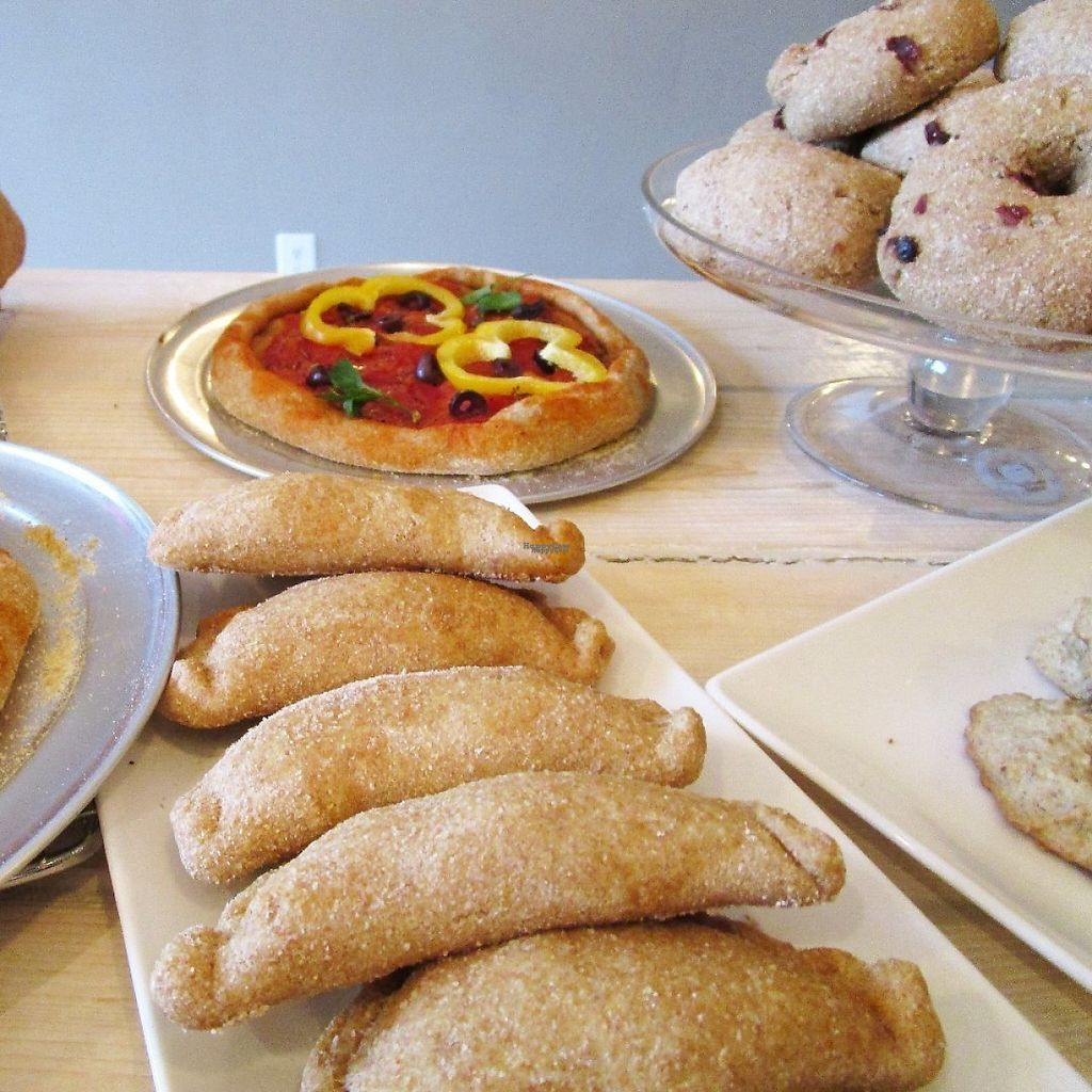"""Photo of Joseph's Organic Bakery  by <a href=""""/members/profile/AmosTheBaker"""">AmosTheBaker</a> <br/>Stone Ground Organic Empanadas (Dairy Free)  <br/> December 15, 2016  - <a href='/contact/abuse/image/83653/201326'>Report</a>"""