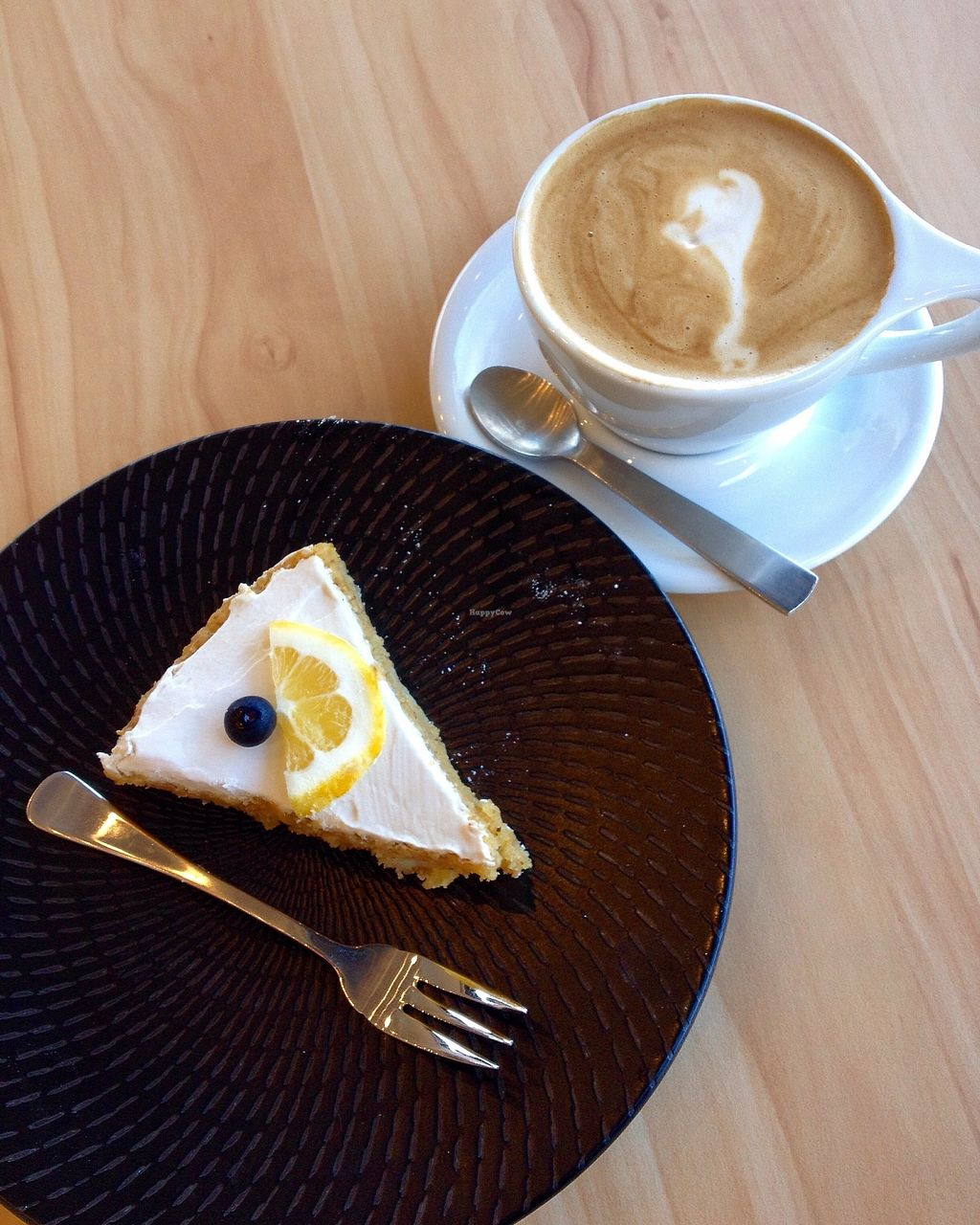 "Photo of The Origin  by <a href=""/members/profile/Gravenhale"">Gravenhale</a> <br/>Lemon cake and coconut milk coffee <br/> September 7, 2017  - <a href='/contact/abuse/image/83663/301725'>Report</a>"