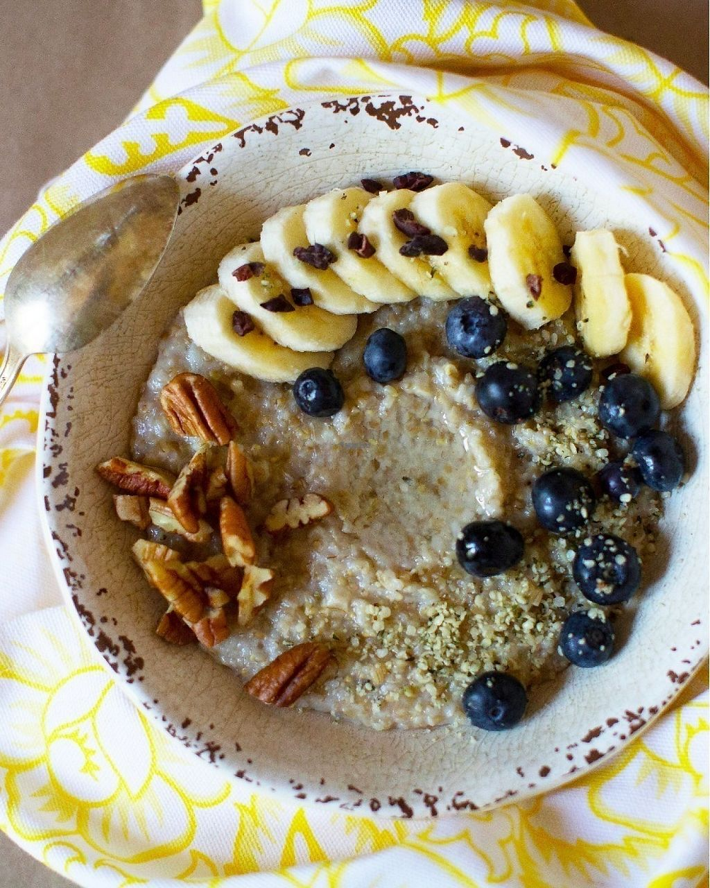 "Photo of Two Tablespoons  by <a href=""/members/profile/TwoTablespoons"">TwoTablespoons</a> <br/>Steel cut oats <br/> December 6, 2016  - <a href='/contact/abuse/image/83678/197958'>Report</a>"