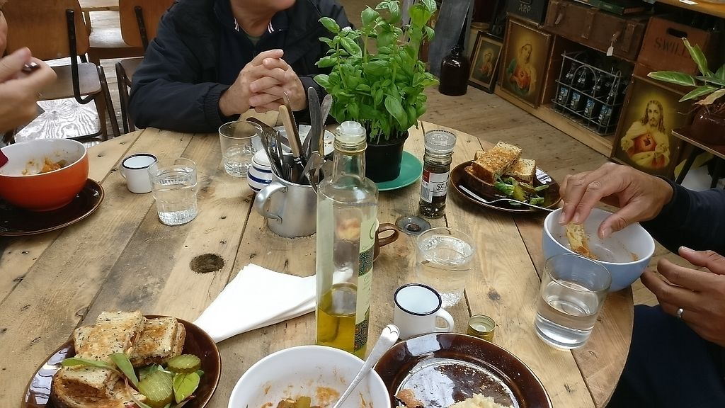 """Photo of St Jude Coffee  by <a href=""""/members/profile/JaniceBrownSolomona"""">JaniceBrownSolomona</a> <br/>Beautiful tasty vegan food with amazing service <br/> June 22, 2017  - <a href='/contact/abuse/image/83692/272180'>Report</a>"""