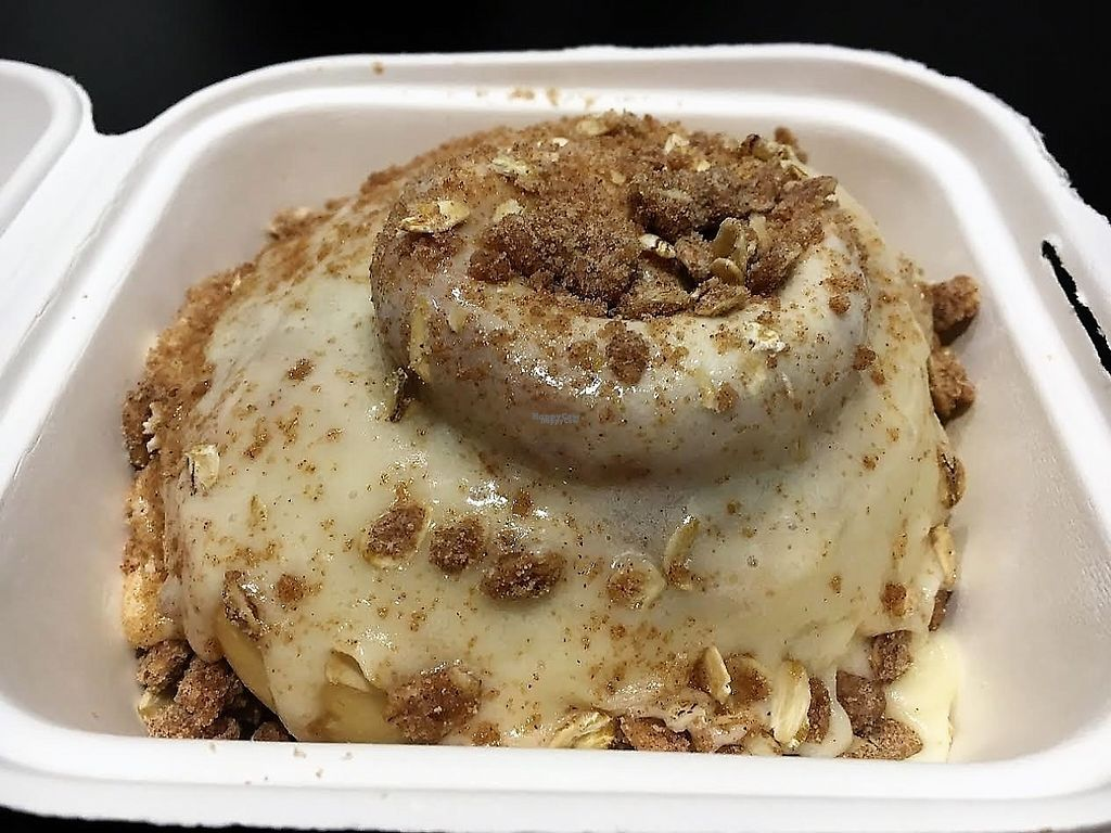 """Photo of Cinnaholic  by <a href=""""/members/profile/Laura1G2C"""">Laura1G2C</a> <br/>Coffee Cinnamon Roll <br/> March 15, 2017  - <a href='/contact/abuse/image/83694/236860'>Report</a>"""