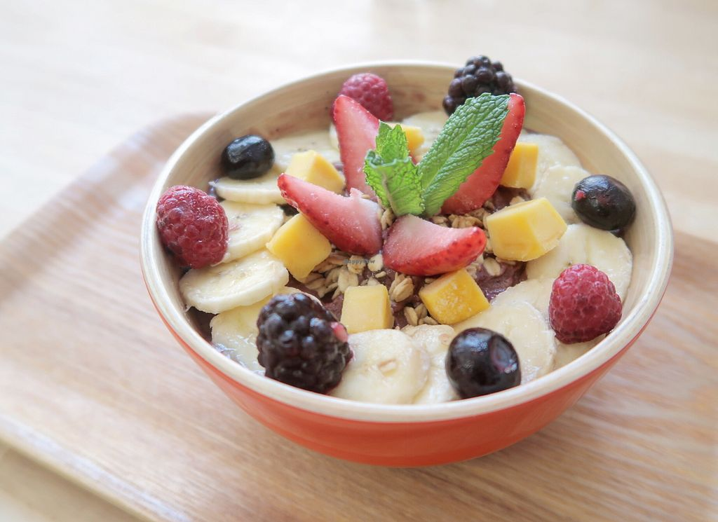 """Photo of Cocolo Kyoto  by <a href=""""/members/profile/AndreaSuleiman"""">AndreaSuleiman</a> <br/>Acai Bowl <br/> May 11, 2018  - <a href='/contact/abuse/image/83701/398323'>Report</a>"""
