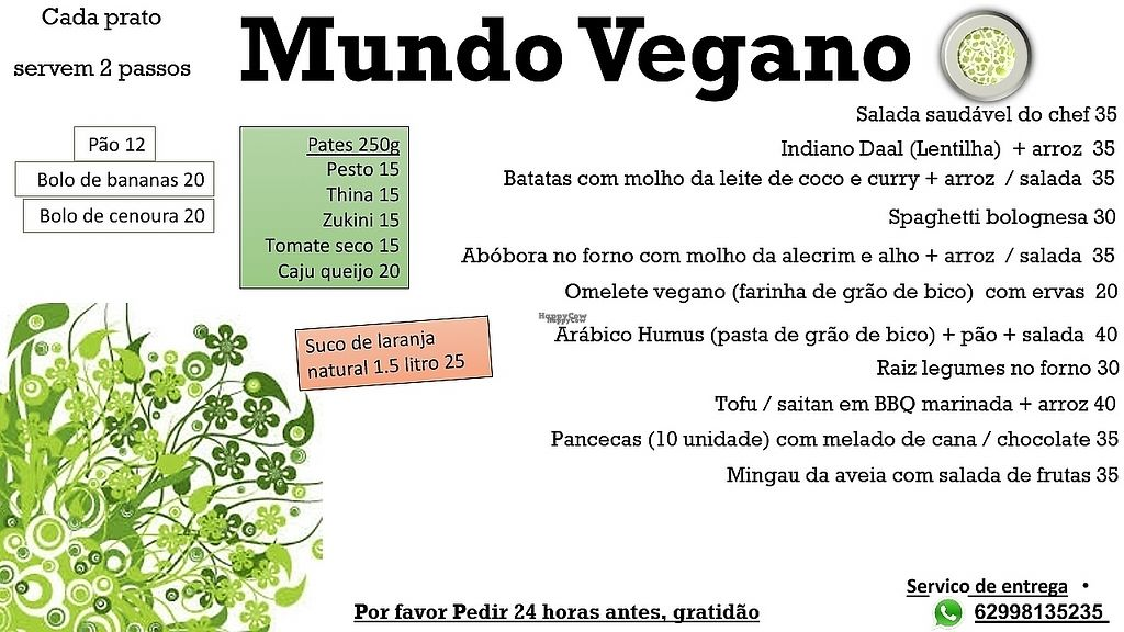 """Photo of Mundo Vegano  by <a href=""""/members/profile/NitzanMetatron"""">NitzanMetatron</a> <br/>Mundo Vegano Vegan World  <br/> December 9, 2016  - <a href='/contact/abuse/image/83712/198642'>Report</a>"""