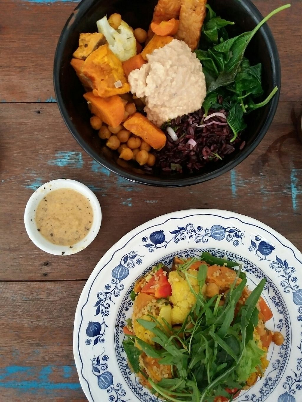 """Photo of Lot369  by <a href=""""/members/profile/coco_papillon"""">coco_papillon</a> <br/>coucous salad and buddha bowl ❤ <br/> January 24, 2017  - <a href='/contact/abuse/image/83744/215609'>Report</a>"""