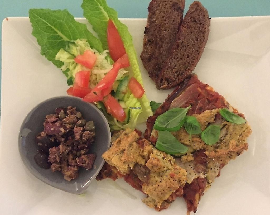 """Photo of Cafe Nirvana  by <a href=""""/members/profile/Pons"""">Pons</a> <br/>Tasty healthy lunch at Cafe Nirvana <br/> April 2, 2017  - <a href='/contact/abuse/image/83758/245952'>Report</a>"""