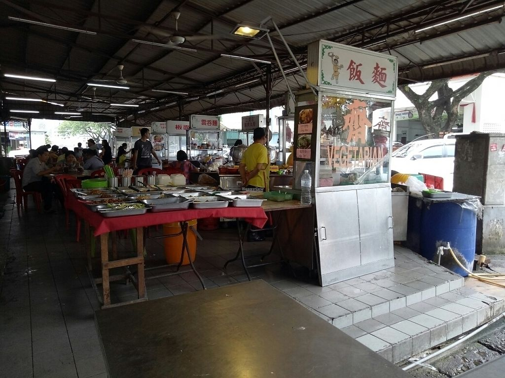 "Photo of Vegetarian Food Stall - Jalan 3/108c  by <a href=""/members/profile/CheeLeongLee"">CheeLeongLee</a> <br/>Front <br/> December 11, 2016  - <a href='/contact/abuse/image/83769/199212'>Report</a>"
