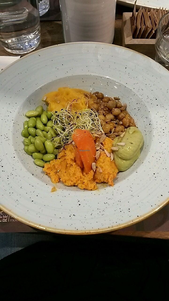 "Photo of Pappare'  by <a href=""/members/profile/N_i_na"">N_i_na</a> <br/>vegan buddha bowl <br/> November 22, 2017  - <a href='/contact/abuse/image/83773/328121'>Report</a>"