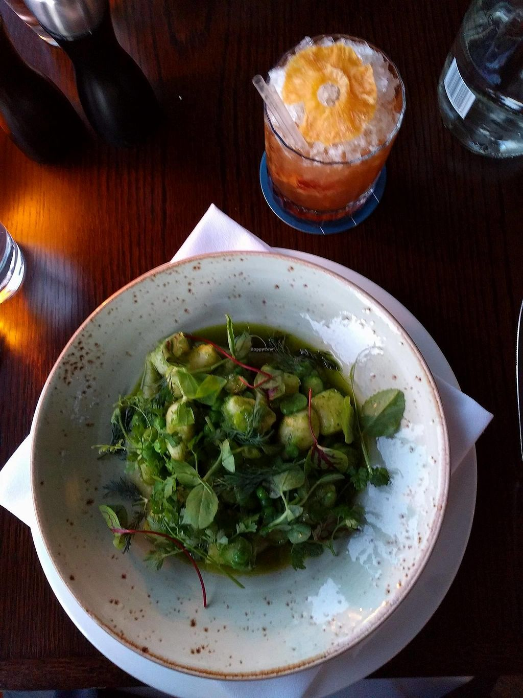"""Photo of Cafe Sydney  by <a href=""""/members/profile/Cycliz"""">Cycliz</a> <br/>Mix of greens and rhum cocktail <br/> January 4, 2018  - <a href='/contact/abuse/image/83779/342830'>Report</a>"""