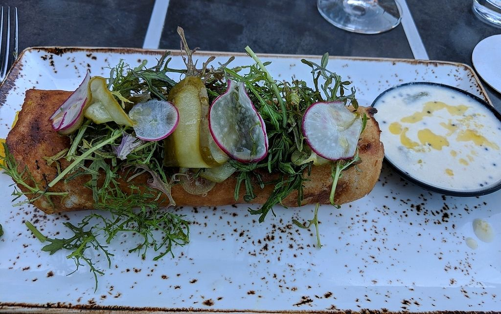"""Photo of Cafe Sydney  by <a href=""""/members/profile/Toroco"""">Toroco</a> <br/>Dosa of Potato  <br/> February 28, 2018  - <a href='/contact/abuse/image/83779/365034'>Report</a>"""