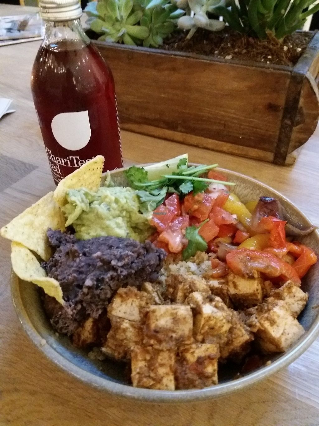 """Photo of California Kitchen  by <a href=""""/members/profile/Smoelfine"""">Smoelfine</a> <br/>Mexicali Bowl <br/> December 12, 2016  - <a href='/contact/abuse/image/83788/200190'>Report</a>"""