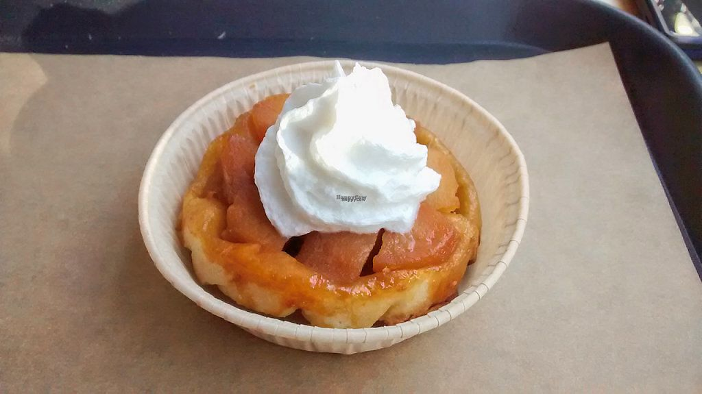 """Photo of Season Square  by <a href=""""/members/profile/JonJon"""">JonJon</a> <br/>Tarte tatin with coconut Chantilly <br/> December 19, 2016  - <a href='/contact/abuse/image/83791/202947'>Report</a>"""