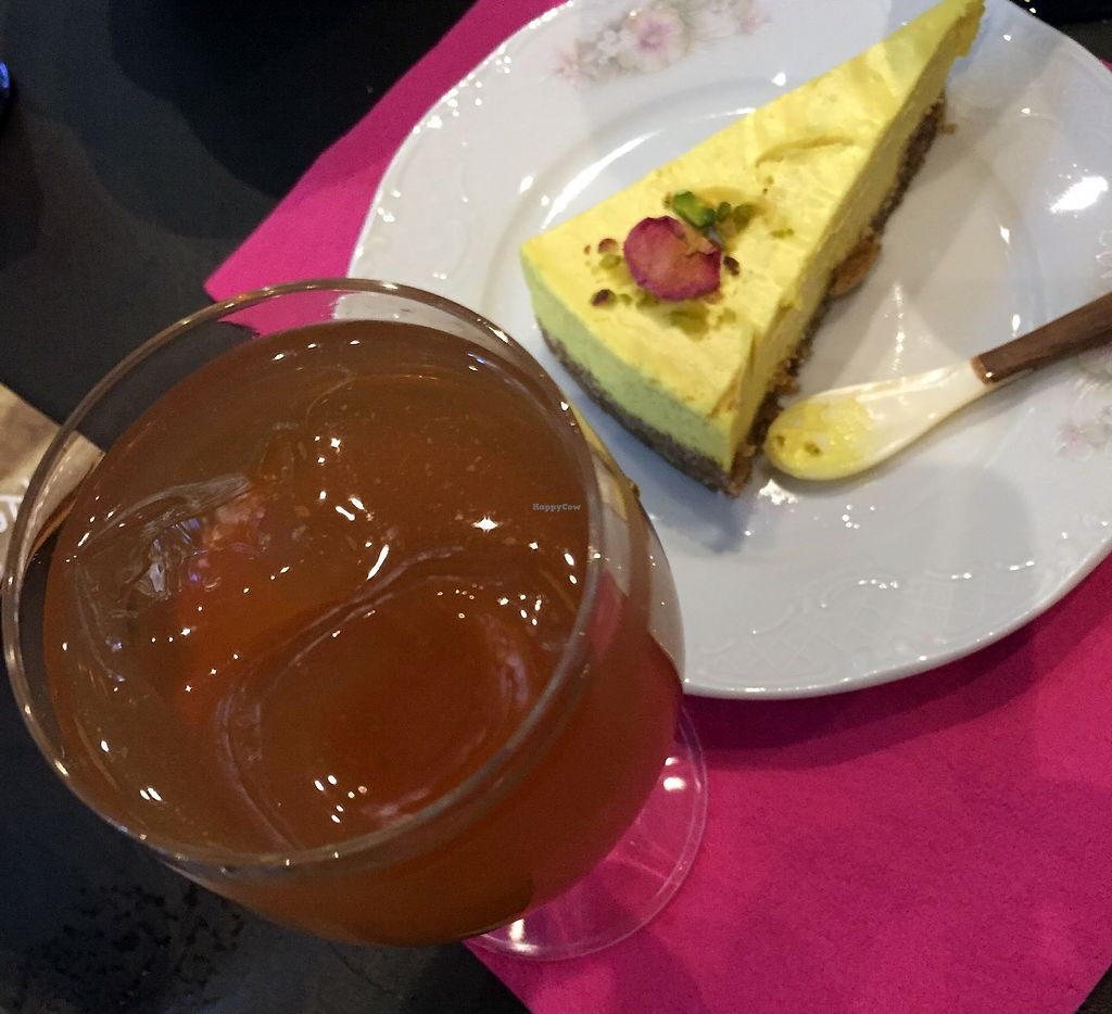 "Photo of Melikrini  by <a href=""/members/profile/ChristinaKouli"">ChristinaKouli</a> <br/>grape juice and raw vegan dessert! <br/> August 30, 2017  - <a href='/contact/abuse/image/83792/298911'>Report</a>"