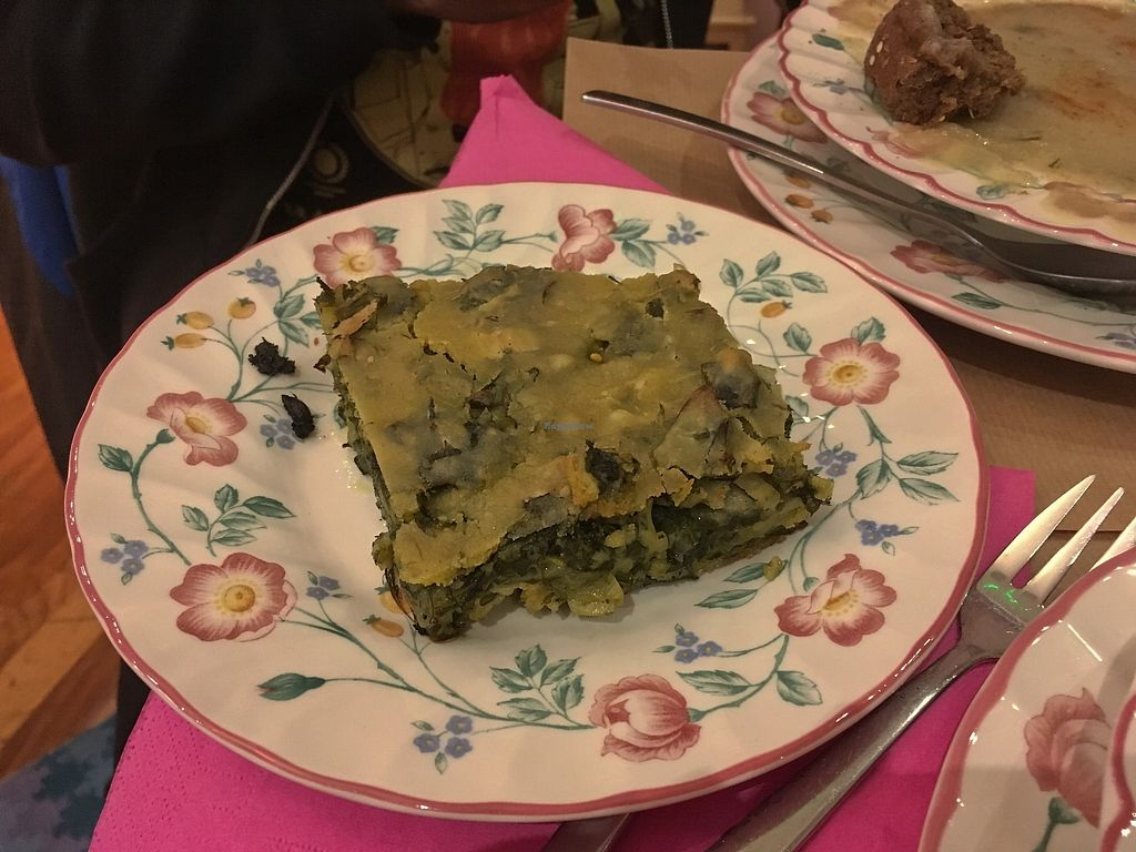 "Photo of Melikrini  by <a href=""/members/profile/Alina%26Deian"">Alina&Deian</a> <br/>Spinach pie and soups <br/> December 12, 2017  - <a href='/contact/abuse/image/83792/334959'>Report</a>"