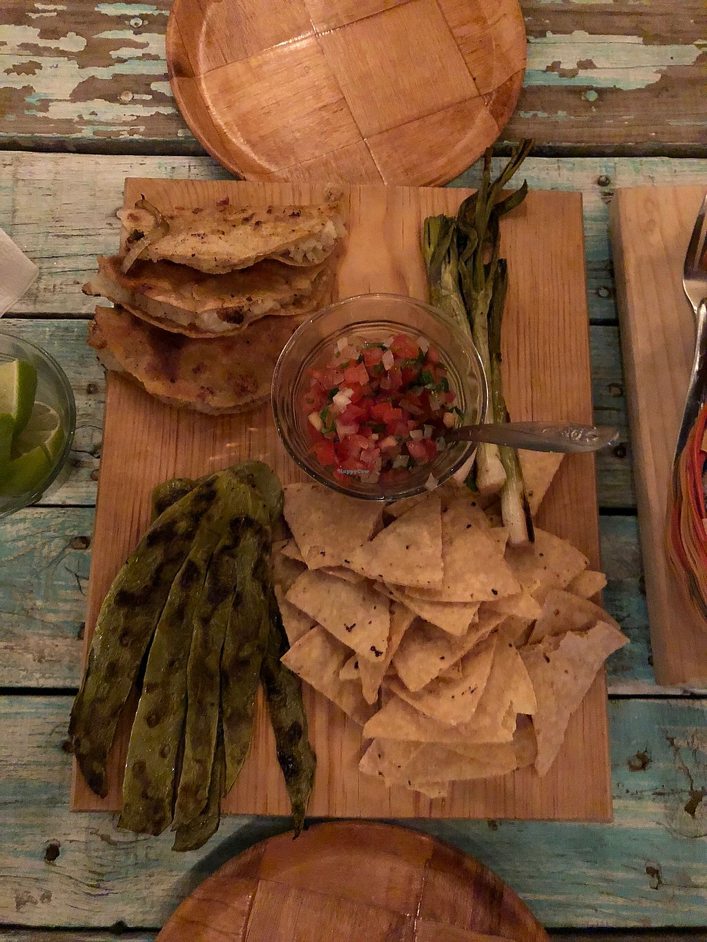 """Photo of La Rana Vegana  by <a href=""""/members/profile/RyanPamplin"""">RyanPamplin</a> <br/>Get the quesadillas! Your life will change forever <br/> January 21, 2018  - <a href='/contact/abuse/image/83802/349493'>Report</a>"""