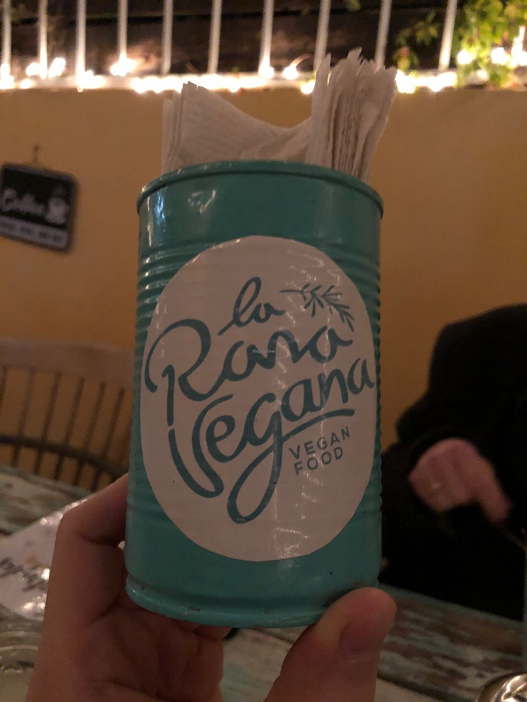"""Photo of La Rana Vegana  by <a href=""""/members/profile/RyanPamplin"""">RyanPamplin</a> <br/>I'm in love with this place! <br/> January 21, 2018  - <a href='/contact/abuse/image/83802/349495'>Report</a>"""