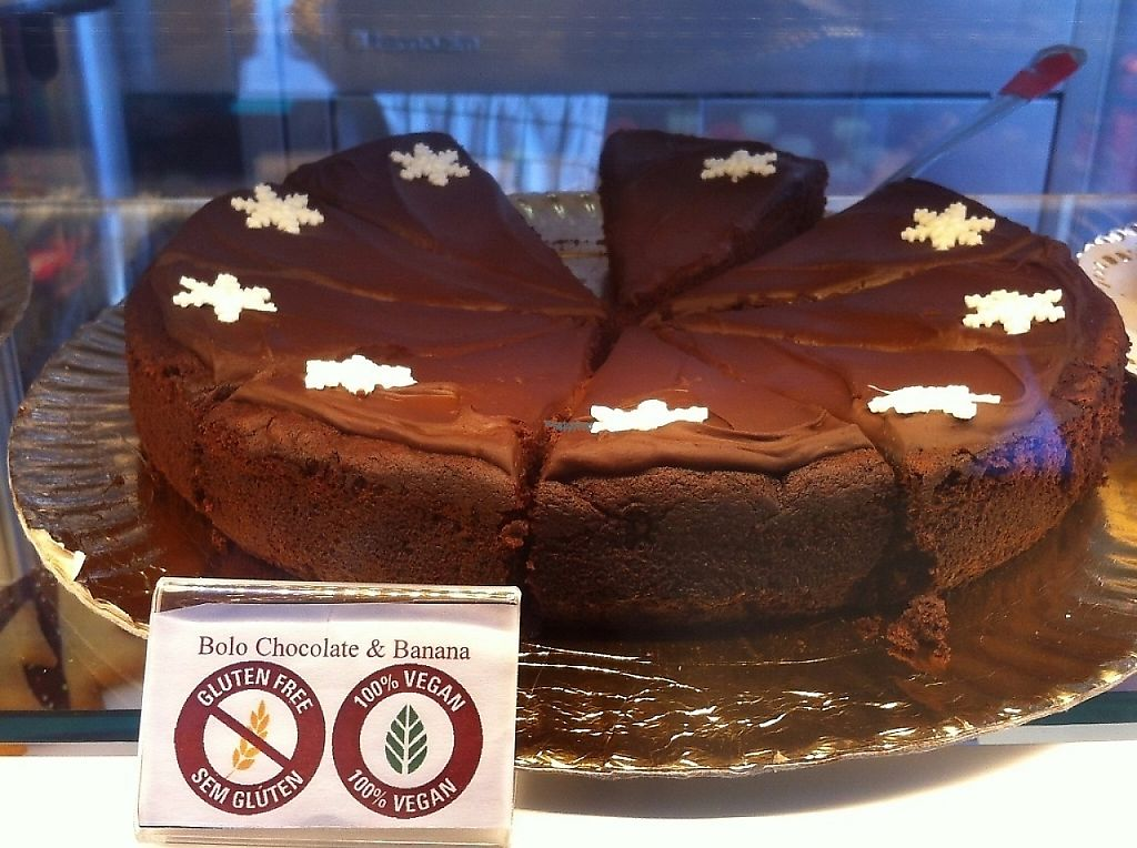 """Photo of Choco & Mousse  by <a href=""""/members/profile/HaugachakaMan"""">HaugachakaMan</a> <br/>Chocolate-banana cake <br/> December 11, 2016  - <a href='/contact/abuse/image/83812/241367'>Report</a>"""