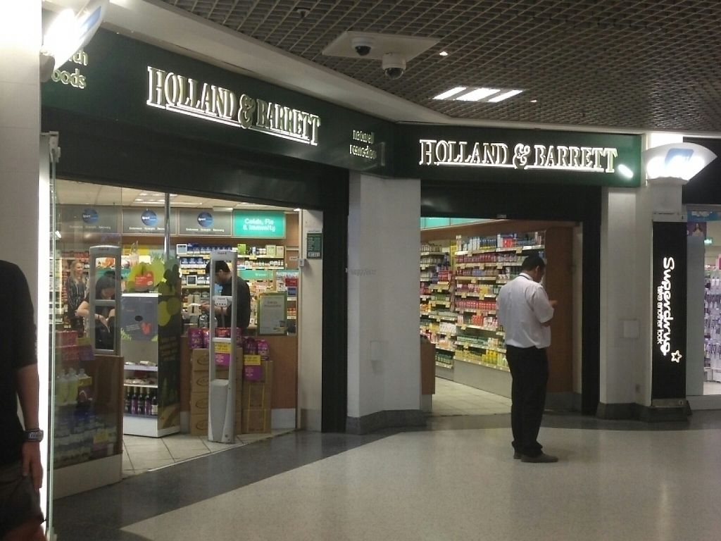 """Photo of Holland and Barrett - West One  by <a href=""""/members/profile/Clare"""">Clare</a> <br/>store front <br/> March 10, 2017  - <a href='/contact/abuse/image/83818/234941'>Report</a>"""