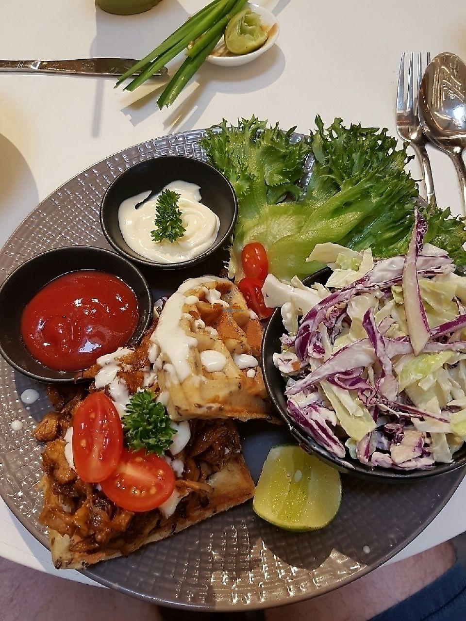 Veganerie - Siam Paragon - Bangkok - HappyCow
