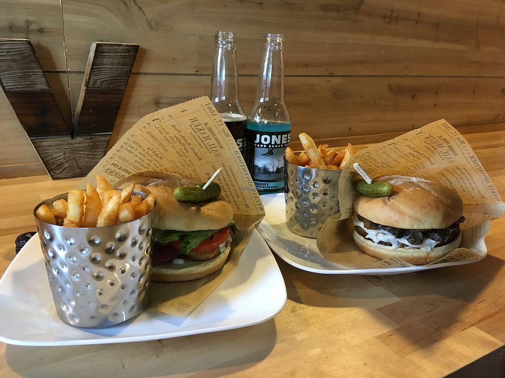 "Photo of Cafe Verve  by <a href=""/members/profile/Megrush"">Megrush</a> <br/>Great sandwiches-- and fries are delicious! <br/> June 30, 2017  - <a href='/contact/abuse/image/83830/274998'>Report</a>"