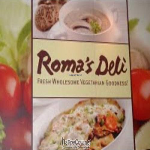 "Photo of Roma's Deli  by <a href=""/members/profile/Peace%20..."">Peace ...</a> <br/> February 27, 2010  - <a href='/contact/abuse/image/8383/3866'>Report</a>"