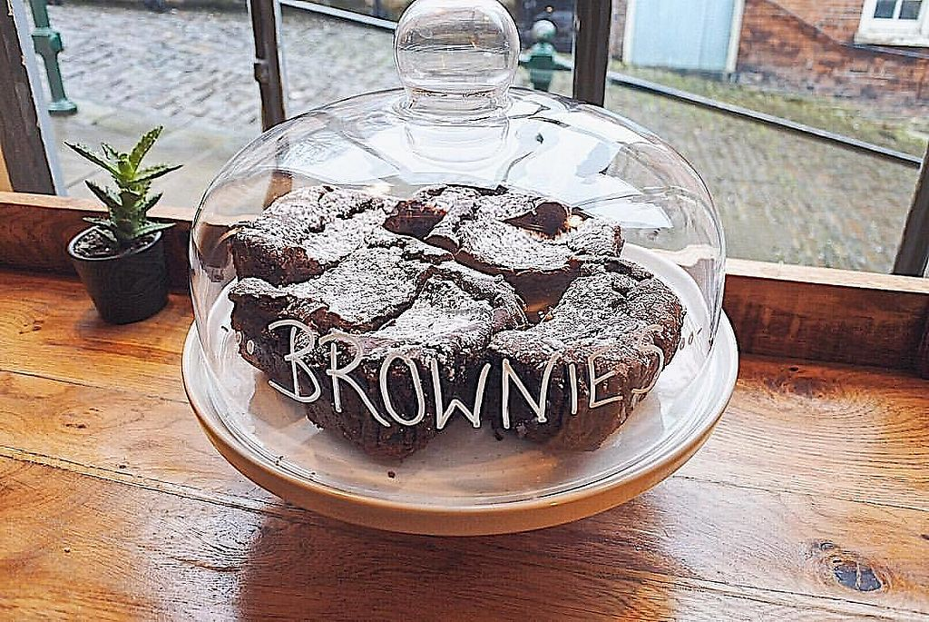 """Photo of Basecamp Coffee  by <a href=""""/members/profile/community5"""">community5</a> <br/>Vegan brownies <br/> July 18, 2017  - <a href='/contact/abuse/image/83853/281725'>Report</a>"""