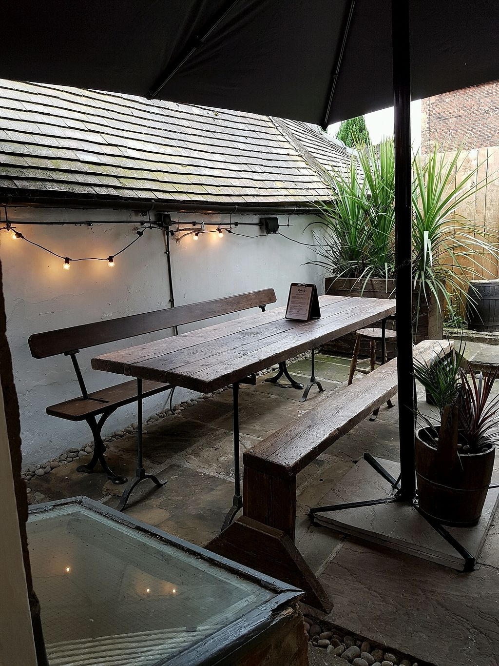 """Photo of Basecamp Coffee  by <a href=""""/members/profile/NannyCathMilnes"""">NannyCathMilnes</a> <br/>roof terrace <br/> August 29, 2017  - <a href='/contact/abuse/image/83853/298550'>Report</a>"""