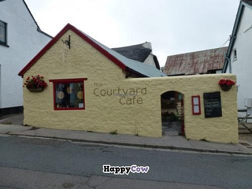 "Photo of The Courtyard Cafe  by <a href=""/members/profile/Miggi"">Miggi</a> <br/>Courtyard Cafe and Health Food Shop <br/> September 13, 2013  - <a href='/contact/abuse/image/8385/54845'>Report</a>"