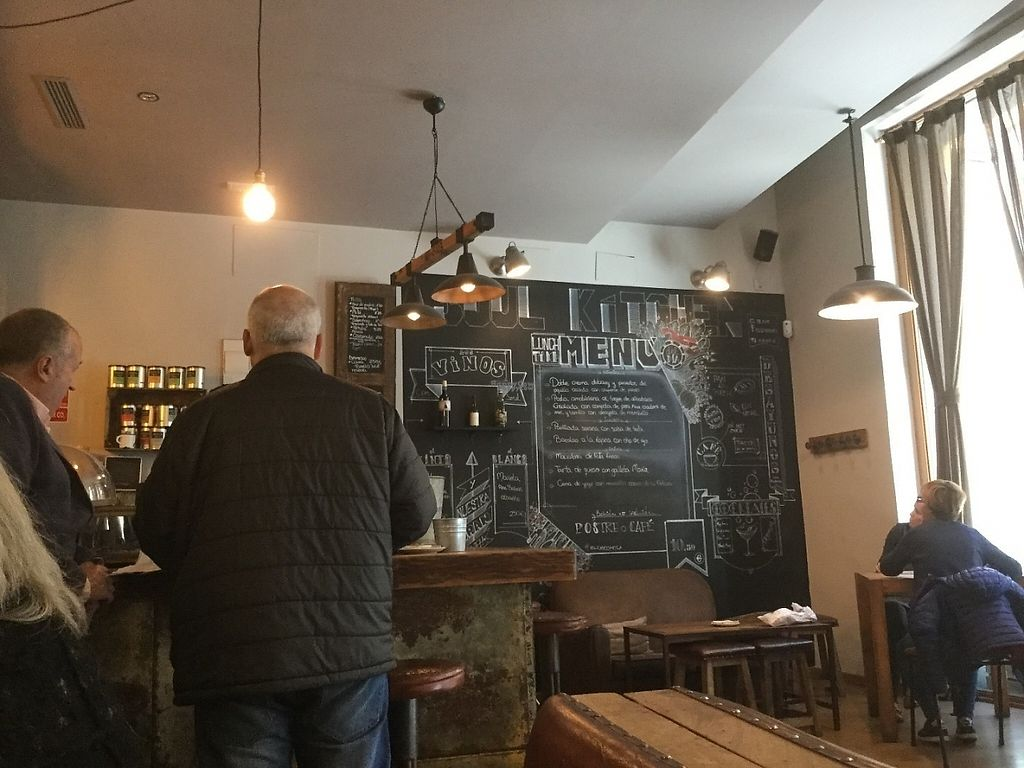"""Photo of Soul Kitchen  by <a href=""""/members/profile/Veggie%20Mama"""">Veggie Mama</a> <br/>Inside menu on the wall. Soul Kitchen <br/> April 7, 2017  - <a href='/contact/abuse/image/83865/245543'>Report</a>"""