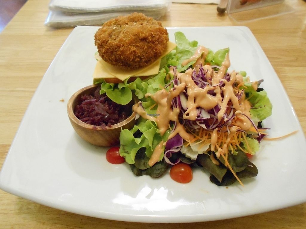 "Photo of Wooden Box  by <a href=""/members/profile/Kelly%20Kelly"">Kelly Kelly</a> <br/>Wooden Box > Mushroom Burger > YUMMY! <br/> December 14, 2016  - <a href='/contact/abuse/image/83884/200942'>Report</a>"