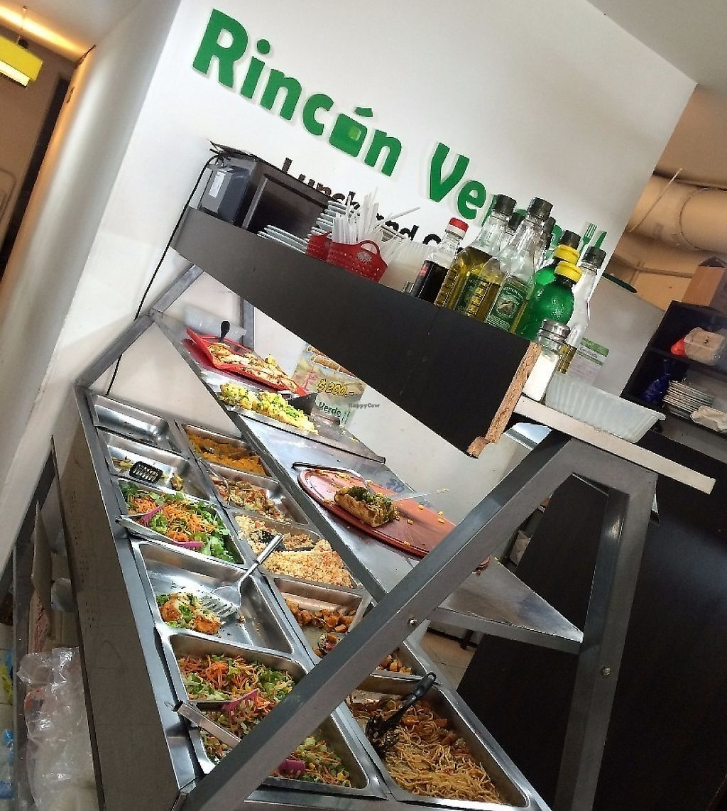 """Photo of Rincon Verde  by <a href=""""/members/profile/BudgetBucketList"""">BudgetBucketList</a> <br/>Lunch buffet <br/> December 14, 2016  - <a href='/contact/abuse/image/83894/287402'>Report</a>"""