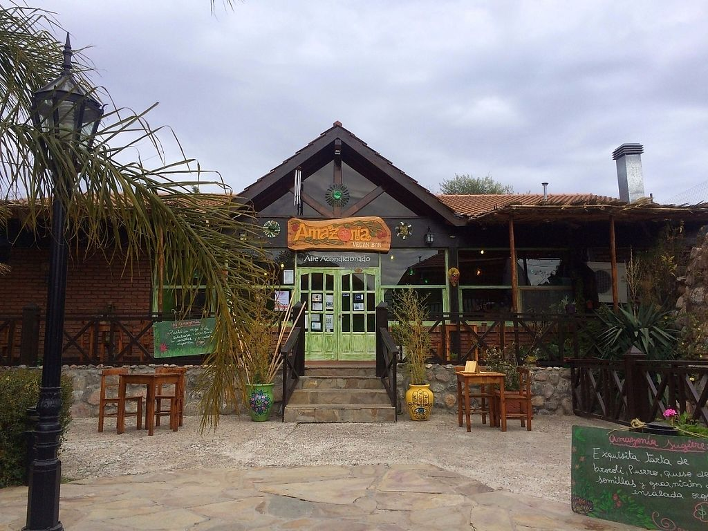 """Photo of Amazonia  by <a href=""""/members/profile/BudgetBucketList"""">BudgetBucketList</a> <br/>Amazonia restaurant <br/> December 14, 2016  - <a href='/contact/abuse/image/83896/200875'>Report</a>"""