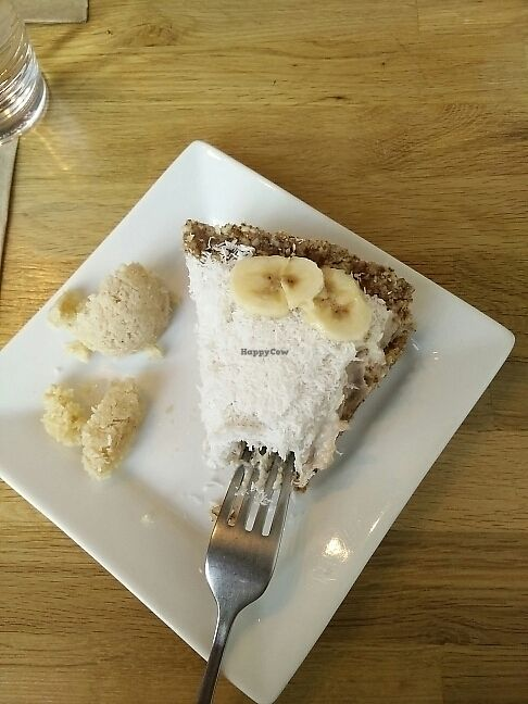 "Photo of Rawlicious - The Annex  by <a href=""/members/profile/Doruks"">Doruks</a> <br/>Banana cream pie and blondie macaroon - when it looks so good you forgot to take a picture before starting to eat! <br/> June 15, 2017  - <a href='/contact/abuse/image/83897/269534'>Report</a>"