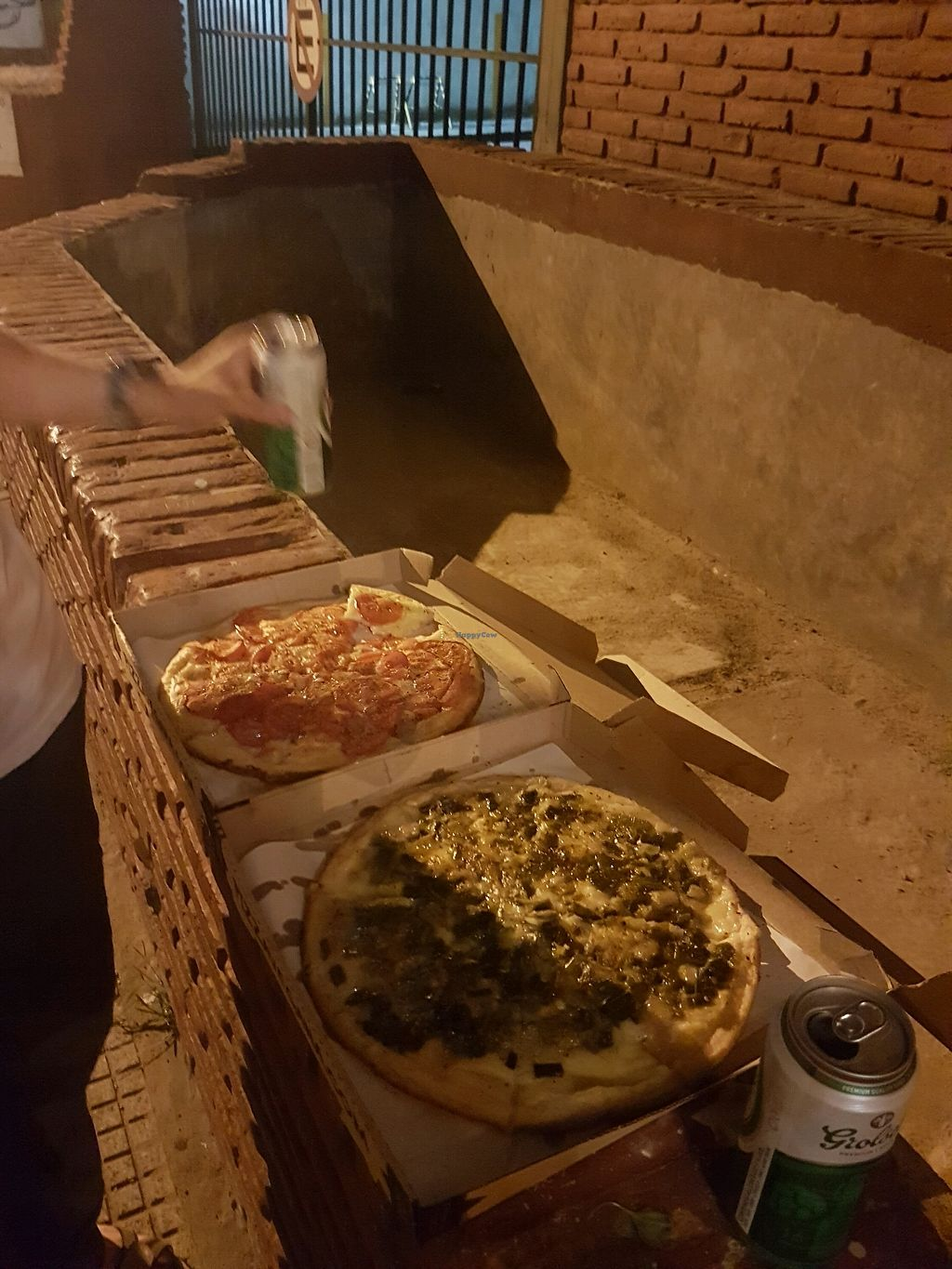 "Photo of Pizza Vegana - San Telmo   by <a href=""/members/profile/Olena"">Olena</a> <br/>pizzas  <br/> April 12, 2018  - <a href='/contact/abuse/image/83905/384660'>Report</a>"