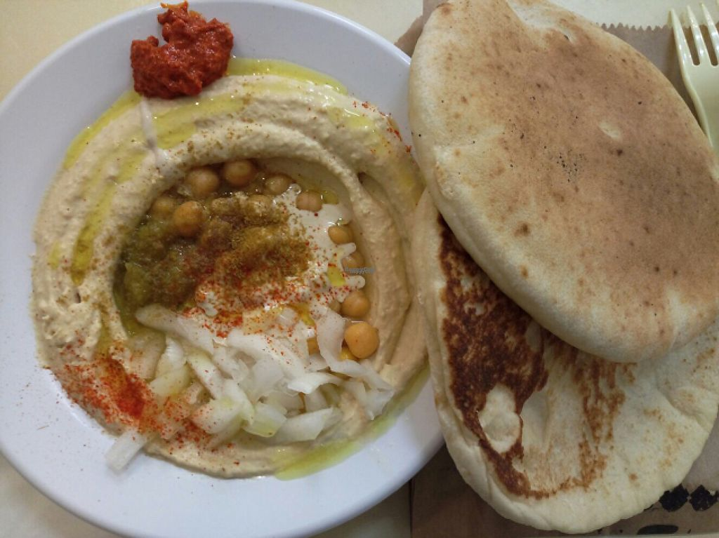 "Photo of Hummus Magen David  by <a href=""/members/profile/Lovisgug"">Lovisgug</a> <br/>hummus <br/> April 27, 2017  - <a href='/contact/abuse/image/83923/252945'>Report</a>"