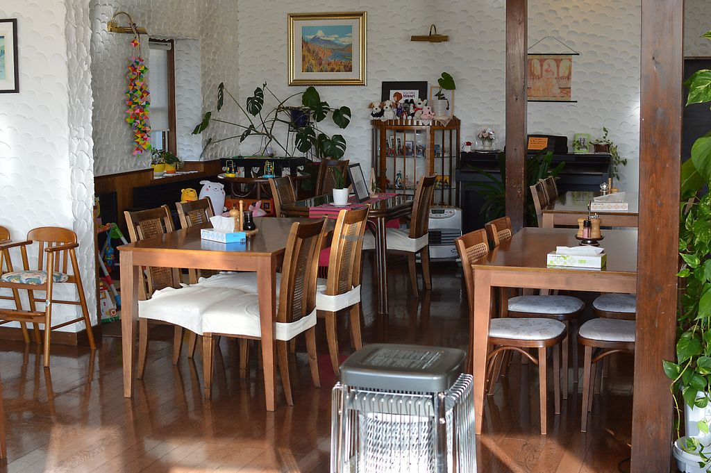 """Photo of Sakuya Guesthouse  by <a href=""""/members/profile/Shauna333"""">Shauna333</a> <br/>Dining room <br/> April 1, 2017  - <a href='/contact/abuse/image/83926/243392'>Report</a>"""