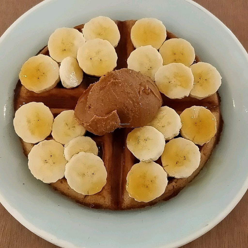 """Photo of Brunchroom  by <a href=""""/members/profile/Plumesworld"""">Plumesworld</a> <br/>Banana, peanut butter and maple syrup <br/> November 1, 2017  - <a href='/contact/abuse/image/83956/320756'>Report</a>"""