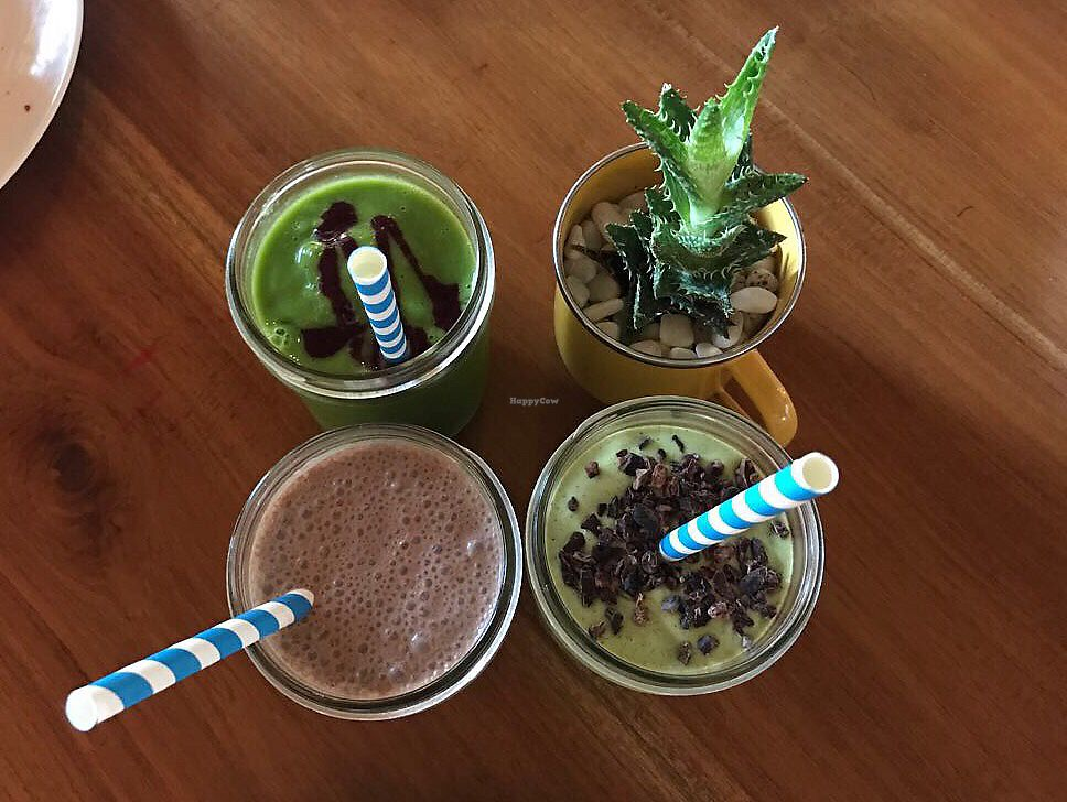 """Photo of Sayuri Healing Food  by <a href=""""/members/profile/Ali.T"""">Ali.T</a> <br/>smoothies  <br/> July 17, 2017  - <a href='/contact/abuse/image/83973/281349'>Report</a>"""
