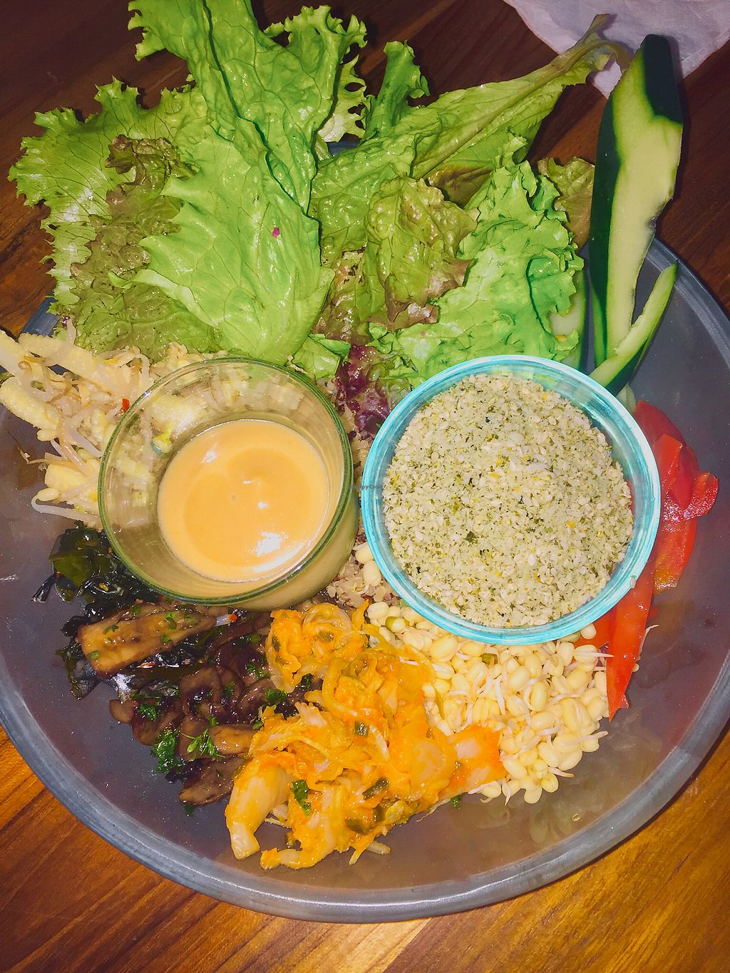 """Photo of Sayuri Healing Food  by <a href=""""/members/profile/DimenEriksen"""">DimenEriksen</a> <br/>Ocean bowl <br/> December 30, 2017  - <a href='/contact/abuse/image/83973/340785'>Report</a>"""