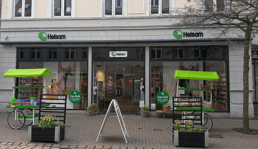 "Photo of Helsam Sonderborg  by <a href=""/members/profile/DusselDaene"">DusselDaene</a> <br/>Helsam on Jernbanegade.  <br/> April 1, 2018  - <a href='/contact/abuse/image/83986/379224'>Report</a>"