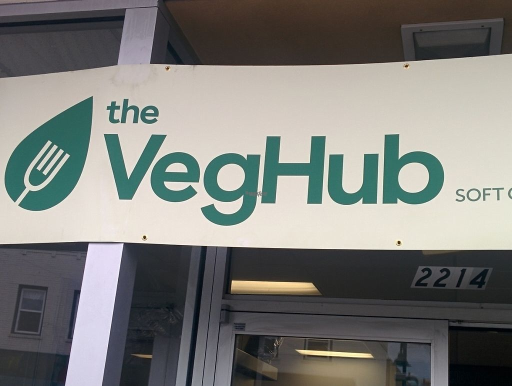 """Photo of The Veg Hub  by <a href=""""/members/profile/MizzB"""">MizzB</a> <br/>Street sign <br/> December 16, 2016  - <a href='/contact/abuse/image/83994/201635'>Report</a>"""