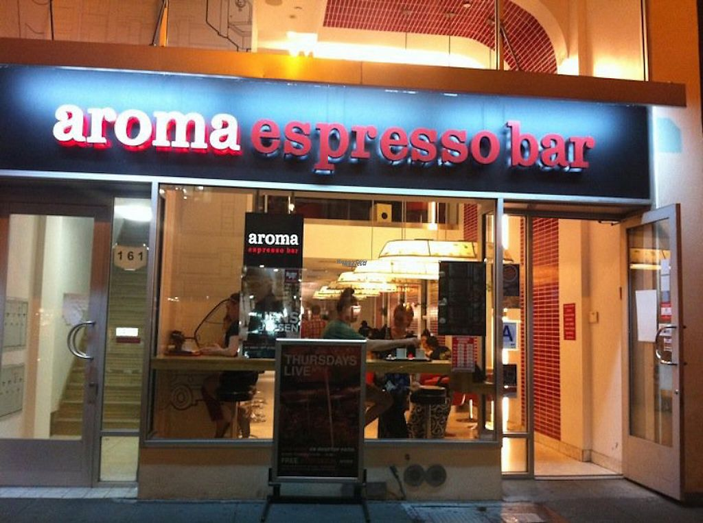 """Photo of Aroma Espresso Bar  by <a href=""""/members/profile/community4"""">community4</a> <br/>Aroma Espresso Bar <br/> February 21, 2017  - <a href='/contact/abuse/image/84008/228765'>Report</a>"""