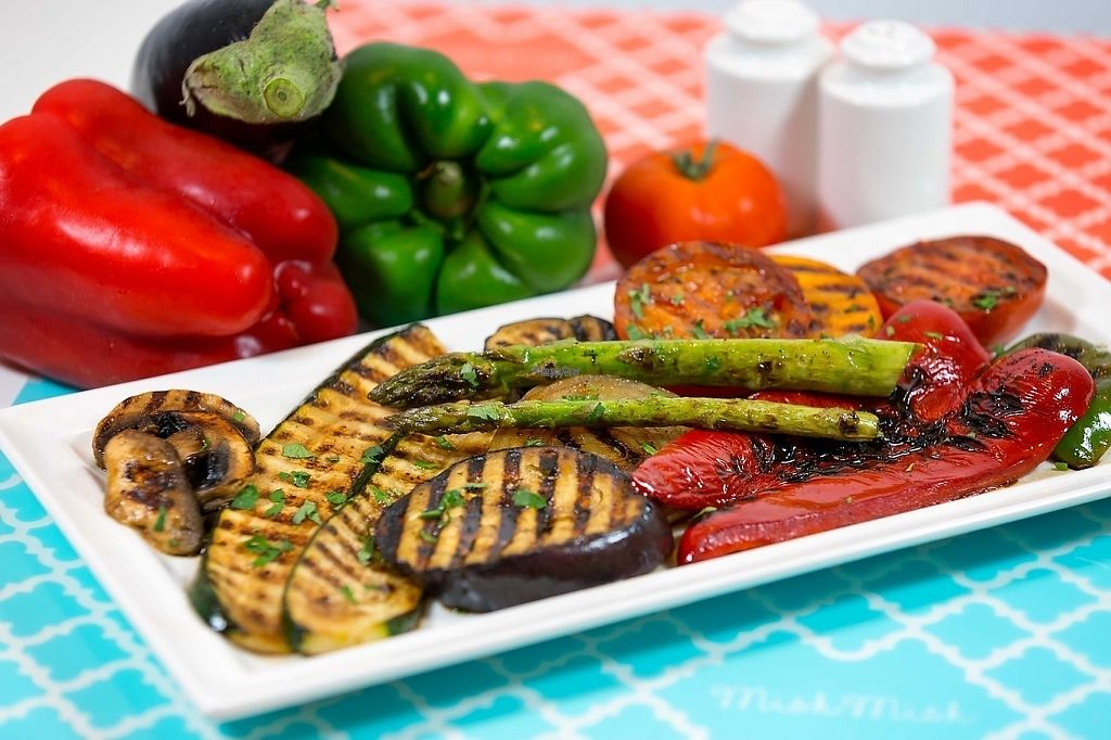 """Photo of Mish Mish  by <a href=""""/members/profile/MishMishAlicante"""">MishMishAlicante</a> <br/>Grilled Vegetables <br/> March 8, 2017  - <a href='/contact/abuse/image/84011/234047'>Report</a>"""