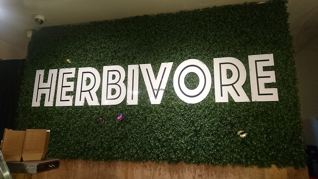 """Photo of Herbivore Eatery  by <a href=""""/members/profile/jesse558"""">jesse558</a> <br/>herbivore <br/> August 8, 2017  - <a href='/contact/abuse/image/84024/290410'>Report</a>"""