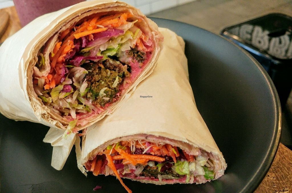 """Photo of Herbivore Eatery  by <a href=""""/members/profile/verbosity"""">verbosity</a> <br/>Garden Goods Wrap <br/> January 22, 2018  - <a href='/contact/abuse/image/84024/349600'>Report</a>"""