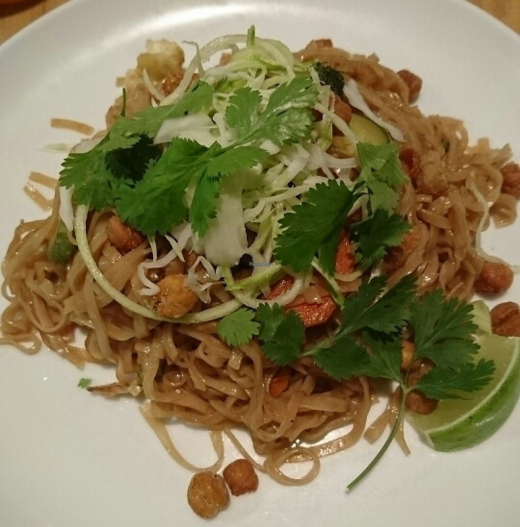 """Photo of Pura Vegan  by <a href=""""/members/profile/edwardboyle"""">edwardboyle</a> <br/>Pad Thai  <br/> January 23, 2017  - <a href='/contact/abuse/image/84026/215382'>Report</a>"""