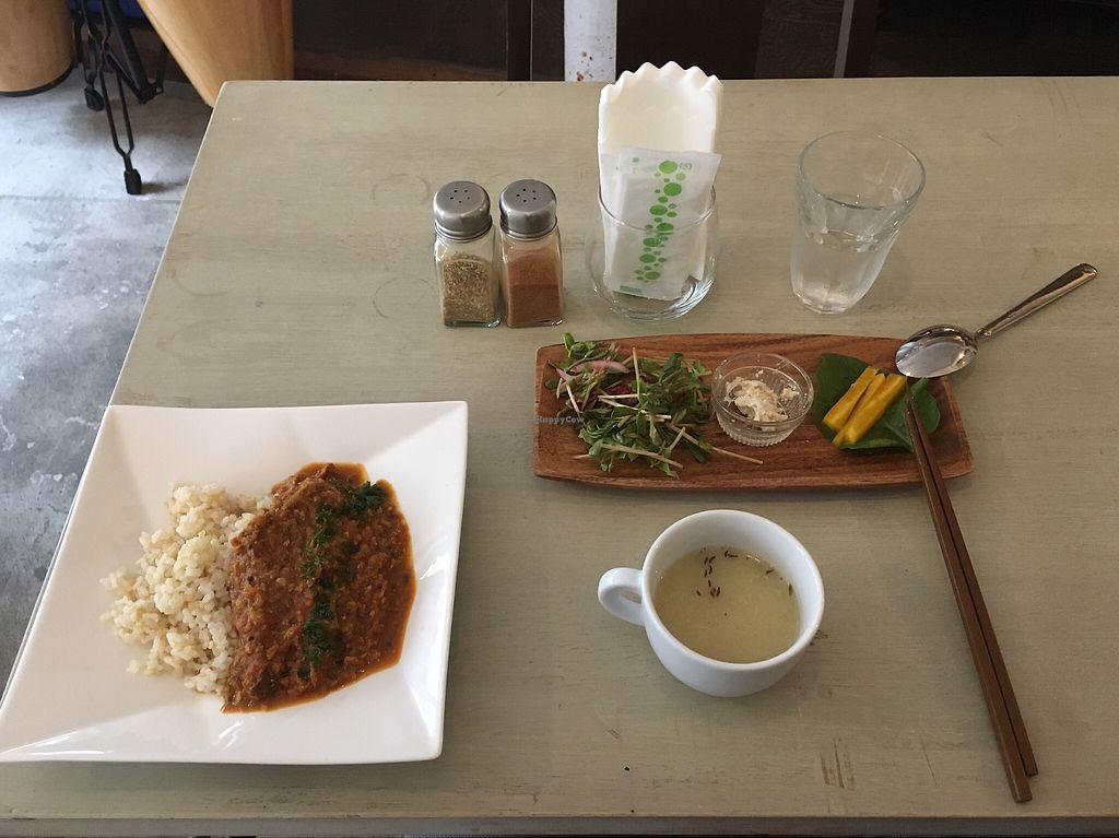 """Photo of Saborami  by <a href=""""/members/profile/robhills"""">robhills</a> <br/>Medium quality food with effort put into presentation.  <br/> November 13, 2017  - <a href='/contact/abuse/image/84032/325059'>Report</a>"""