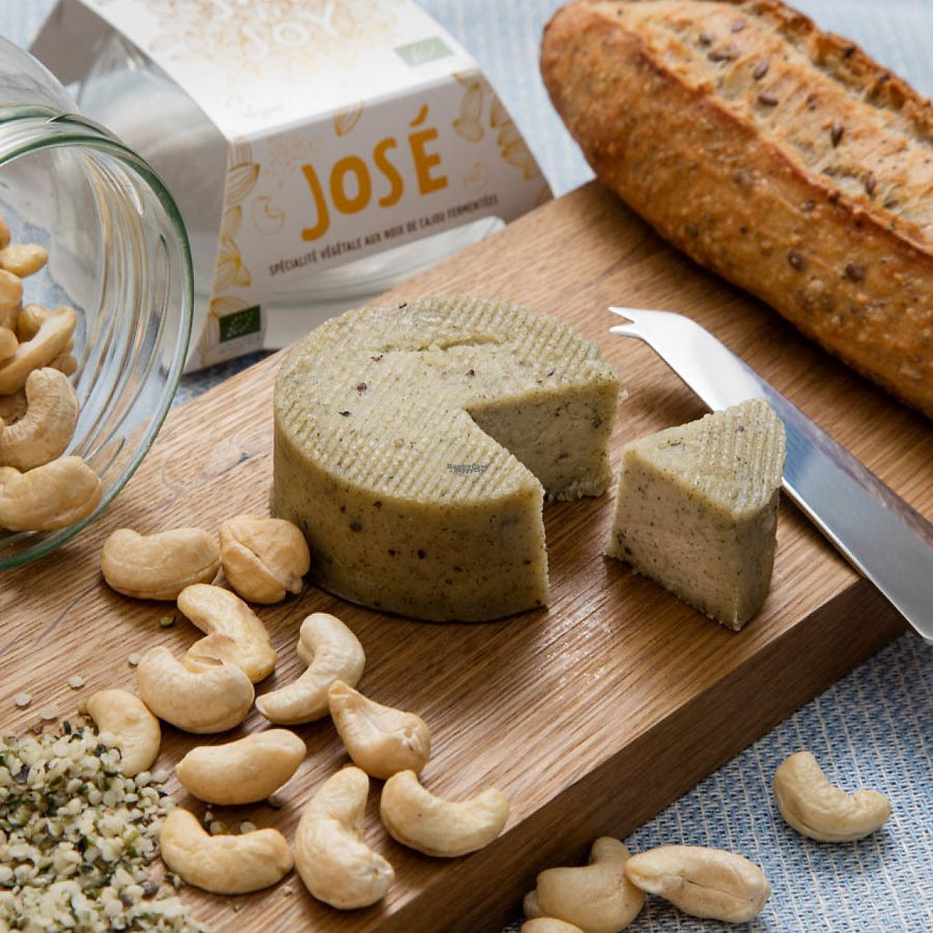"""Photo of Jay & Joy  by <a href=""""/members/profile/Jay%26Joy"""">Jay&Joy</a> <br/>Our new fermented cheese ! the José  <br/> March 11, 2017  - <a href='/contact/abuse/image/84052/235111'>Report</a>"""