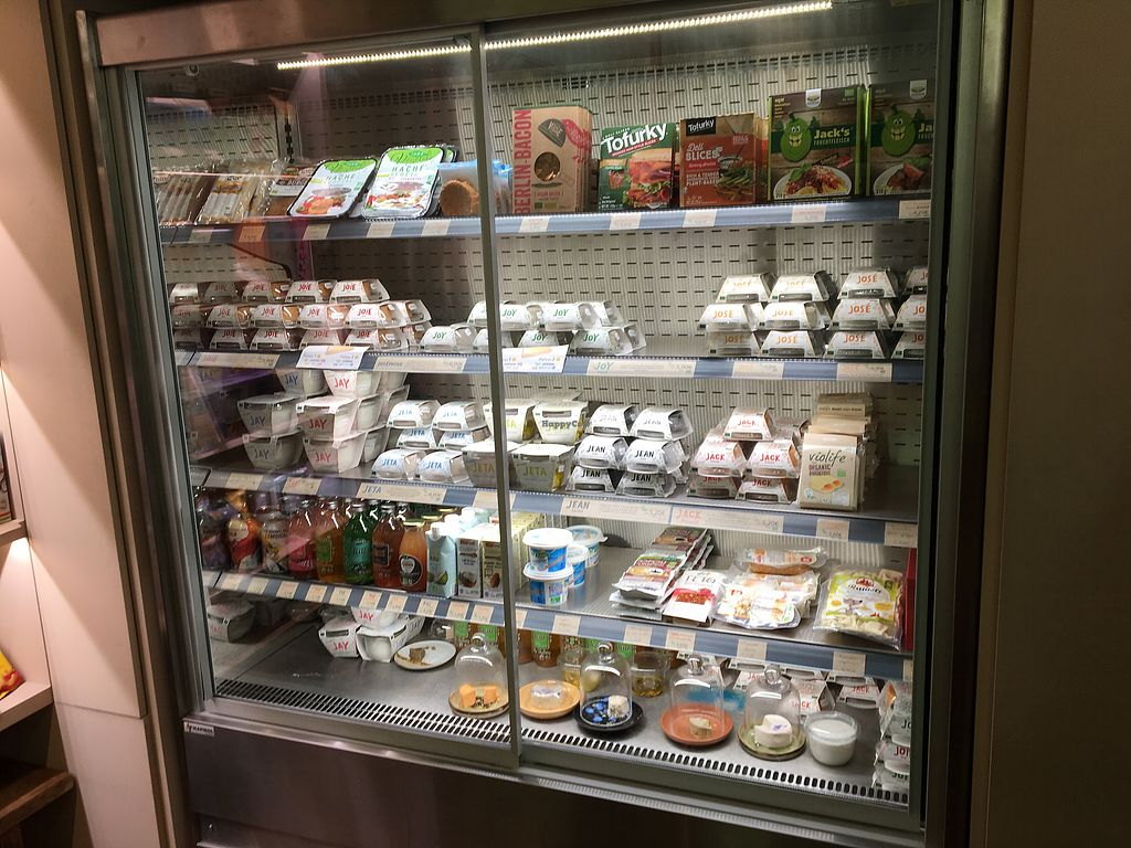 """Photo of Jay & Joy  by <a href=""""/members/profile/Marianne1967"""">Marianne1967</a> <br/>Display case with the cheeses! <br/> March 16, 2018  - <a href='/contact/abuse/image/84052/371402'>Report</a>"""